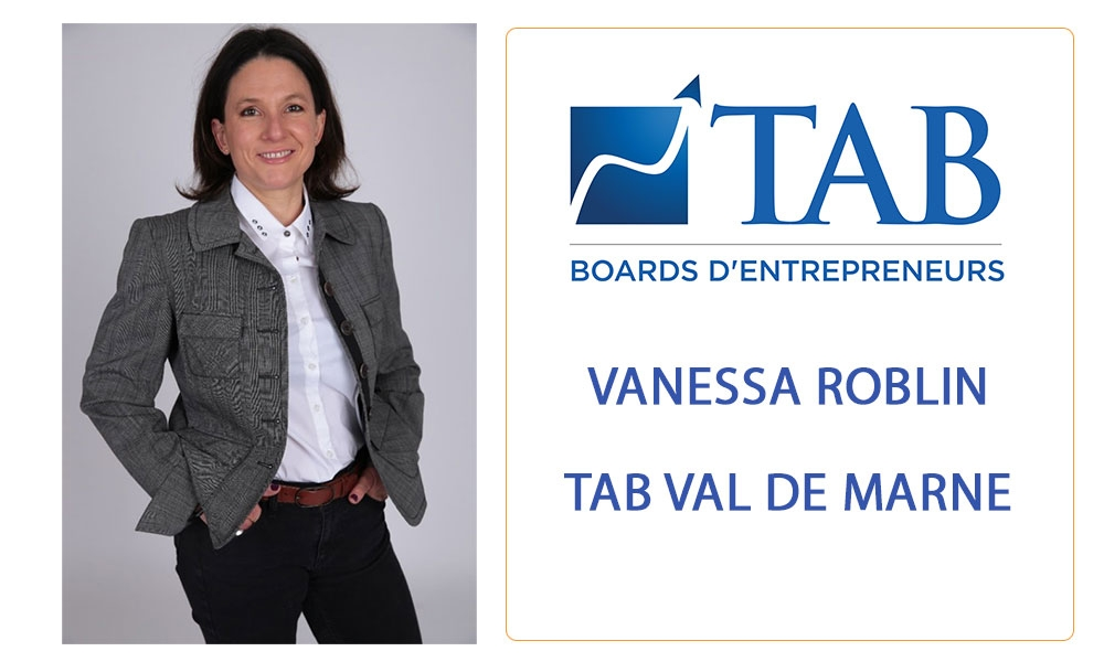 Arrivée de Vanessa Roblin et lancement TAB Val de Marne